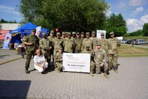 Abb.4. Bruchsal - Soldaten der US Army